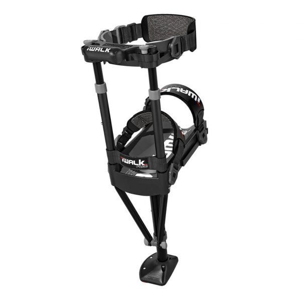 Buy the iWALK 2.0 hands-free crutch at PeglegsUK
