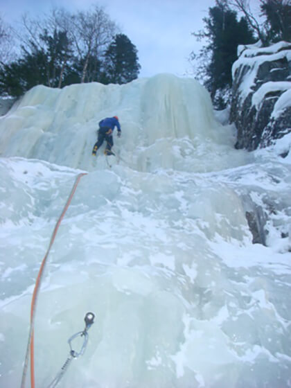 Dr Steve Cade - Ice - Fractured Talus